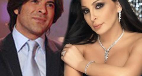 وائل وإليسا  في دويتو في مهرجان دبي للسياحة والتسويق