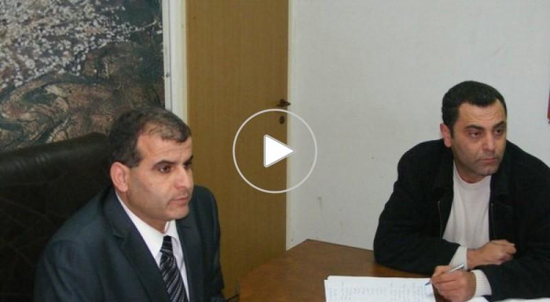 مجلس عرابة يخوض معركة ضد التخطيط والبناء في القضاء الاسرائيلي