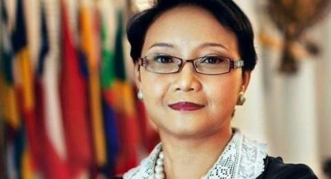إسرائيل تمنع وزيرة خارجية اندونيسيا من دخول فلسطين