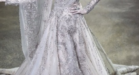 مجموعة من أجمل فساتين الزفاف