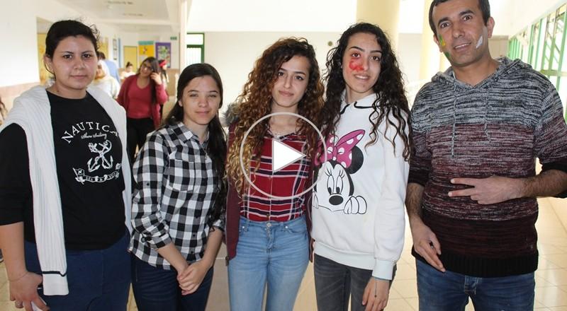 ساجور : السعادة تغمر القلوب في يوم الاعمال الخيرية