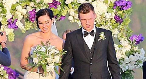 نيك كارتر نجم فريق باك ستريت بويز يتزوج