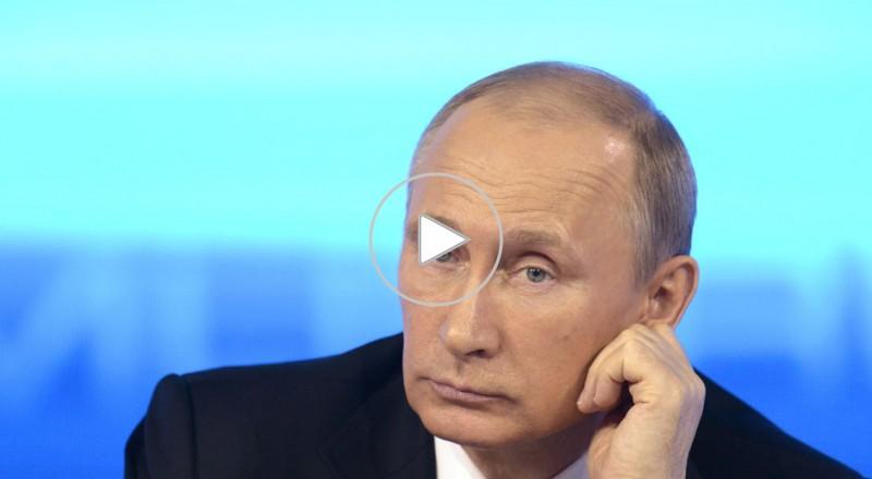 بوتين: لا توجد في أوكرانيا قوات روسية والانتخابات الرئاسية فيها مستحيلة دون إصلاح الدستور