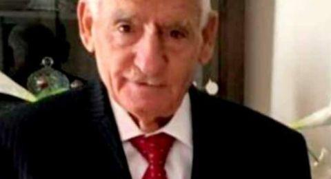 سخنين: وفاة طيب الذكر المربي سليمان سعيد طربيه (ابو مهدي) ٨٦ سنة