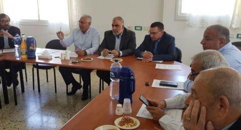 اللجنة القطرية للرؤساء : نحو المشاركة الفاعلة والمُكَثَّفة في فعاليات ونشاطات لجنة المتابعة العليا