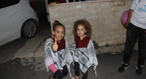 كفركنا تندد بالمجزرة على غزة