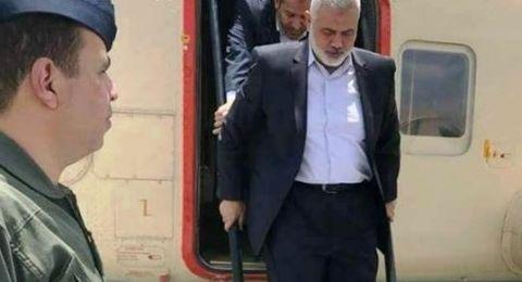 تقرير إسرائيلي: هكذا أهانت مصر هنية ومنعته من استمرار التظاهرات