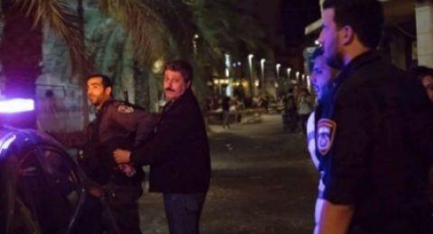 معتقلو حيفا: كسر ساق جعفر فرح واعتقال 21 ناشطًا بشكل غير قانوني وعنف الشرطة غير مسبوق
