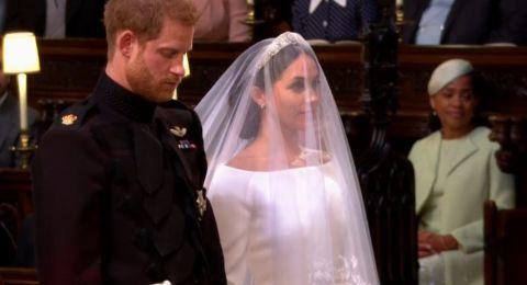 بدء مراسم زفاف الأمير هاري وميغان ماركل