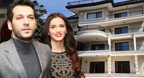 مراد يلدريم يشتري فيلا جديدة لزوجته إيمان الباني هذا سعرها