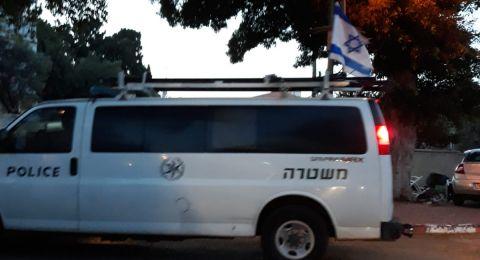 حيفا: انطلاق المظاهرة تضامنًا مع غزة، واعتداء على متظاهرين