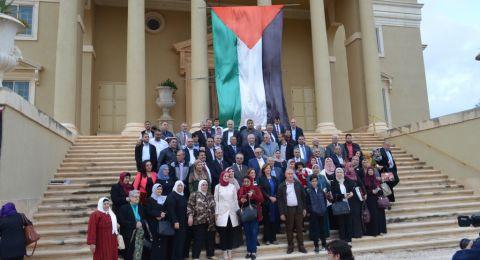 بيت فلسطين يكرم كوكبة من التربويين ورؤساء الجامعات