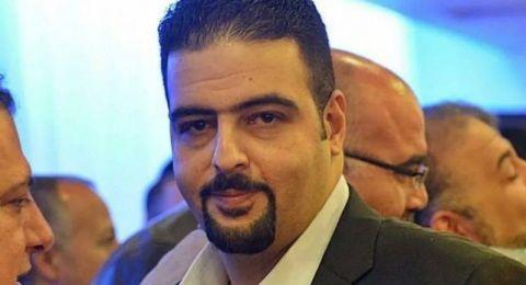 اعتقال الصحافي والناشط رجا زعاترة بزعم نيته لتنظيم مظاهرة غير قانونية!