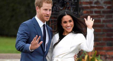 بريطانيا تتأهب للاحتفال بزفاف الأمير هاري وميغان