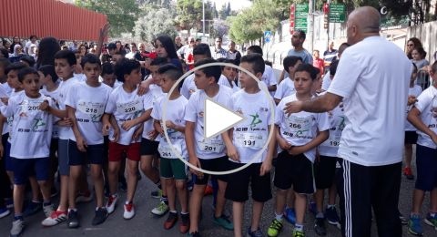 انطلاق سباق الناصرة بمشاركة واسعة