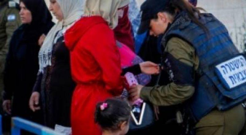 الاحتلال يحول القدس الى ثكنة عسكرية مع بدء شهر رمضان