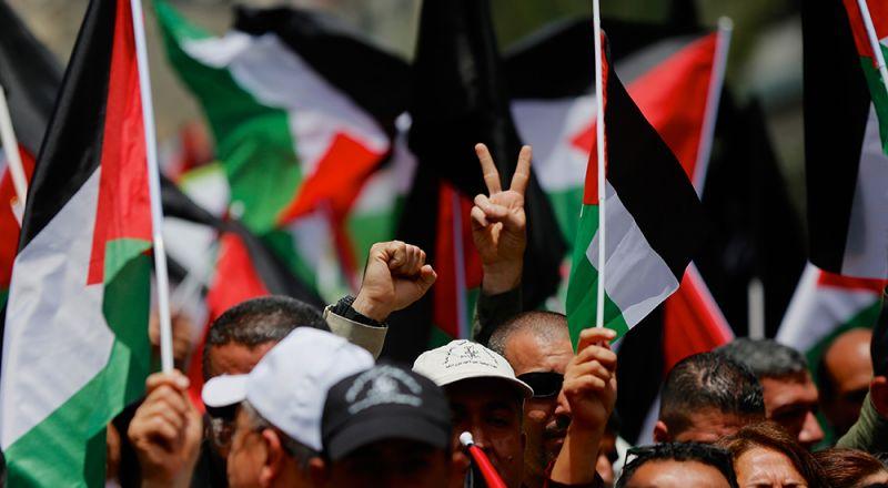مباحثات قطرية أمريكية حول الوضع في قطاع غزة