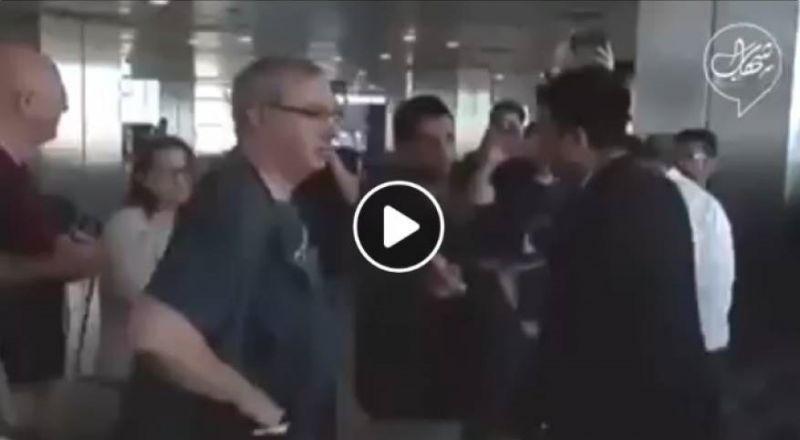 إهانة السفير الإسرائيلي في مطار اسطنبول بعد طرده من أنقرة