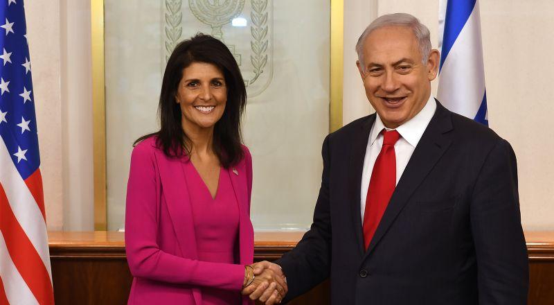 هايلي: لم يضبط بلد نفسه أكثر مما فعلت إسرائيل
