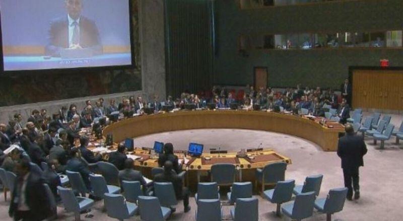 مجلس الأمن في جلسة طارئة، يندد ويقف وقفة حداد على شهداء غزة