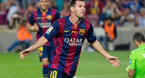 شرط ميسي قبل توقيع العقد الجديد مع برشلونة