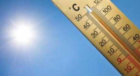 الطقس: لا تغيير على درجات الحرارة