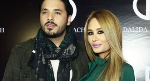 رامي عياش يحتفل بعيد ميلاده وصورة رومانسية تجمعه مع زوجته