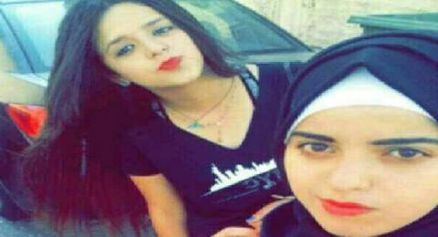 مصرع الشقيقتين أماني ونور خطيب من الناصرة .. قادت بلا رخصة سياقة!