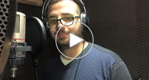 بعد مشاركته في صلاة الجمعة: الشاب عبود يطالب اخوته المسلمين بإحياء العهدة العُمرية