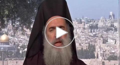 المطران حنا يكشف مجريات زيارته غير المعلنة إلى دمشق