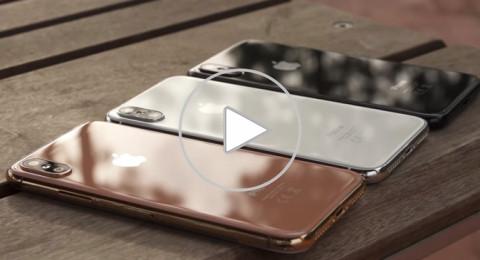 فيديو مسرب لـ آيفون 8 يكشف عن لون جديد
