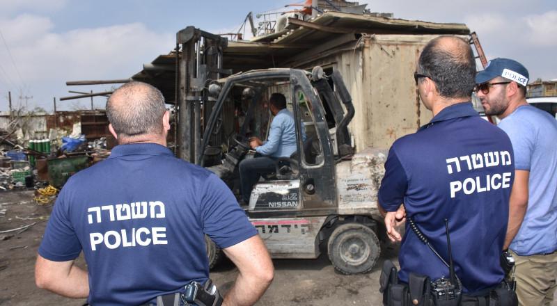 لوائح اتهام خطيرة ضد صاحبي محلات جمع قمامة معدنية في الناصرة ويافة الناصرة