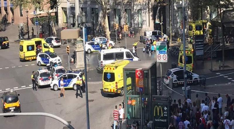 إسرائيل: فقدنا الاتصال بخمسة من مواطنينا عقب عملية برشلونة