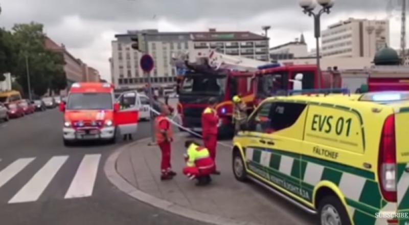 قتيلان بحادث طعن في فنلندا