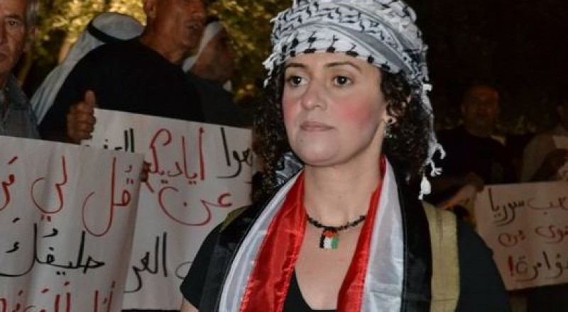 الشرطة تبعد الصحافية صابرين ذياب عن القدس!