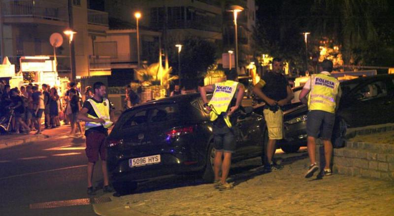 هجوم ارهابي آخر قرب برشلونة، إصابات واعتقال 5 مشتبهين