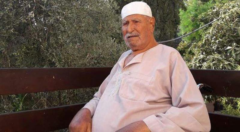 الحاج محمود يوسف داوود زعبي (أبو صبحي) من طمرة الزعبية في ذمة الله