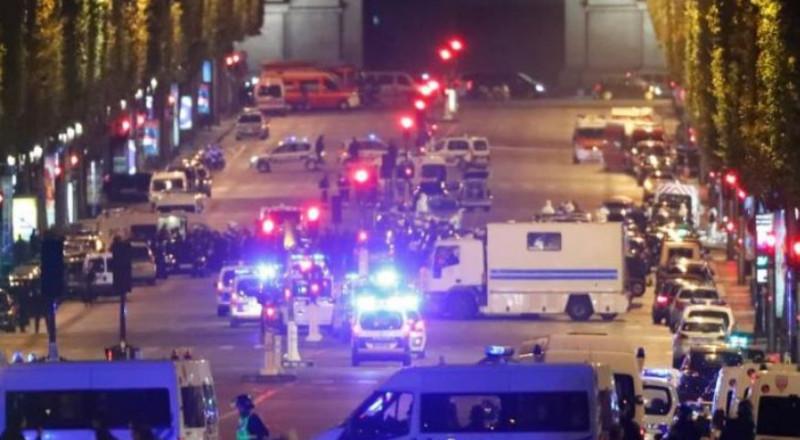 باريس: مقتل طفلة واصابات خلال عملية دهس شرقي العاصمة