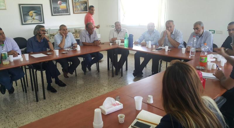 الناصرة: اجتماع طارئ للمتابعة عقب اعتقال الشيخ صلاح