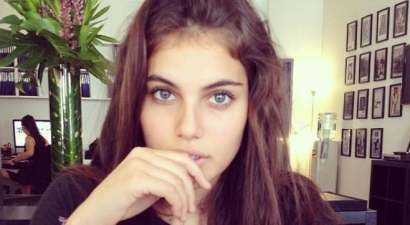 عارضة أزياء إسرائيلية مشهورة تتعرض لحادث وحالتها حرجة