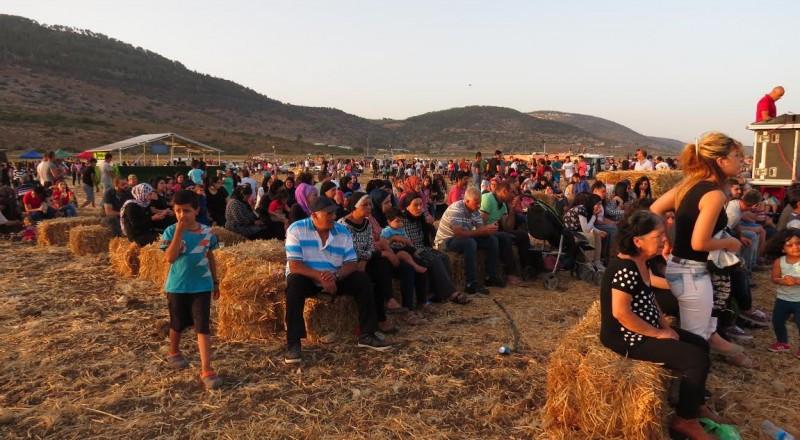 أهالي البطوف يستعدون لاستقبال مهرجان بطوفنا الـ 3 الذي يقام للسنة الثالثة على التوالي