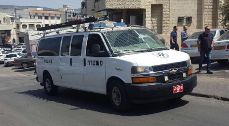 النقب: محاولة دهس شرطي واعتقال مشتبة