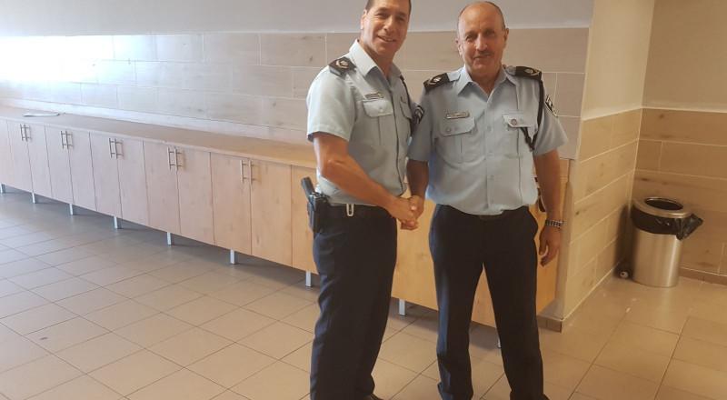 اللواء حكروش يواصل في تعزيز جسور الثقة ما بين قيادات الشرطة ومجتمعنا العربي
