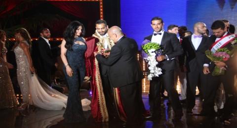 ملك جمال لبنان Mr. Lebanon 2015