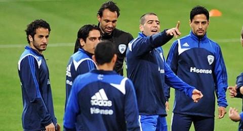 منتخب اسرائيل ينهي مشاركته في بطولة كأس العالم بالتعادل مع ايرلندا