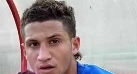 الاصابة تعود لتلازم المهاجم محمد غدير