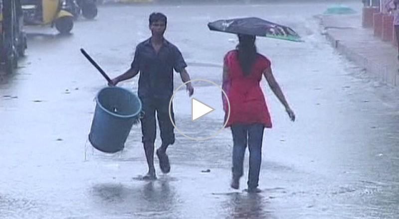 اعصار فيلينفي الهند يشرد مئات الالاف