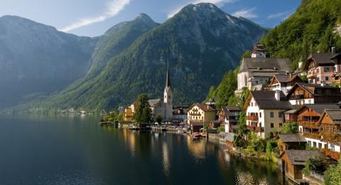 زيارة الى مدينة هالشتات اجمل مدن النمسا