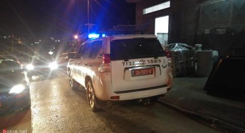 عرعرة: مصابان بجراح والشرطة تباشر التحقيق