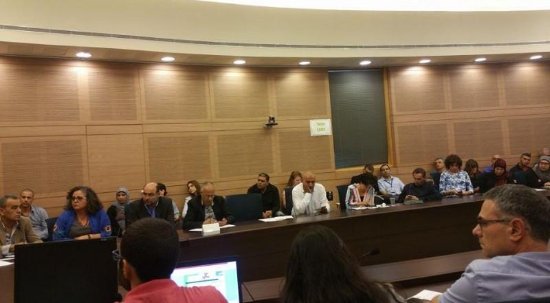مساواة يطالب بتخصيص 6.4 مليارات شيكل من ميزانيّة 2017 للمجتمع العربي